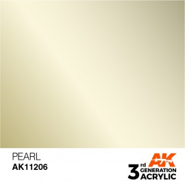 Acrylics 3rd generation Pearl 17ml