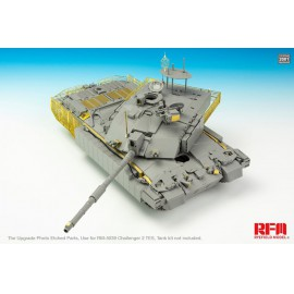 "Ryefield model 1:35 ""The Upgrade solution series"" For Challenger 2 TES"