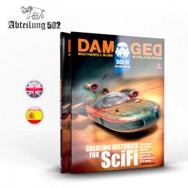 Damaged Book SPECIAL SCIFI (English)