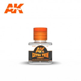 AK Interactive Extra thin cement