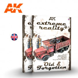 AK Interactive Extreme reality 4. Old & forgotten