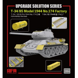 "Ryefield model 1:35 ""The Upgrade solution"" for T-34/85 Model 1944 No.174"