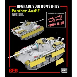"Ryefield model 1:35 ""The Upgrade solution"" for 5054 Panther Ausf.F"