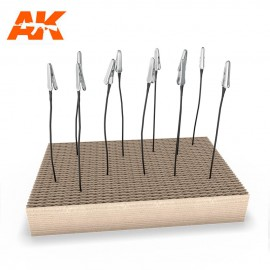 AK Interactive Base for metal painting clips