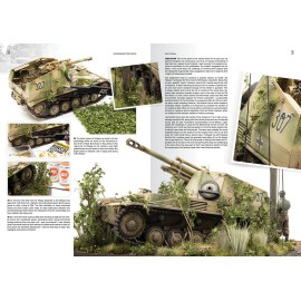 AK Interactive WWII German most iconic SS vehicles Volume 2.