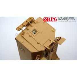 RPG Model 1:35 URAL63095 Typhoon-U